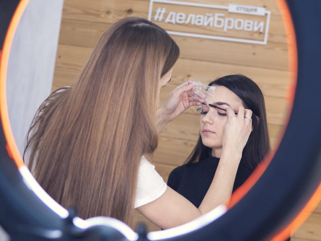 Татуаж бровей Стерлитамак. Перманентный макияж